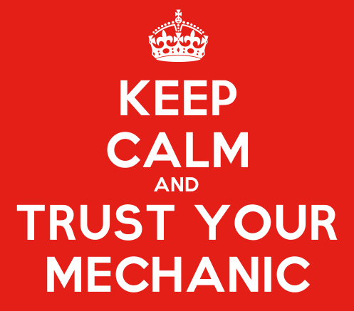 5 Times You Should Trust Your Mechanic