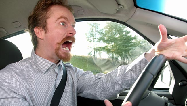 5 Ways You Can Reduce Road Rage
