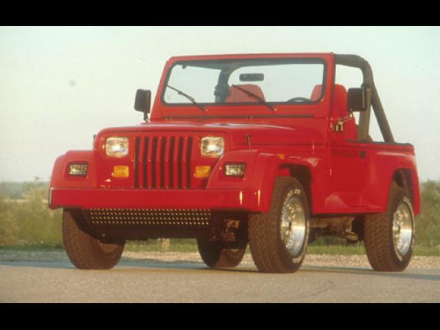 1993 Jeep Wrangler Problems  Mechanic Advisor