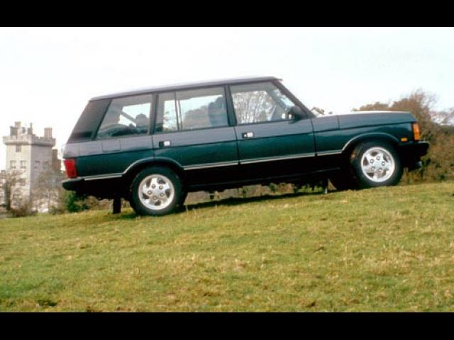 Land Rover Discovery San Antonio >> 1994 Land rover Problems | Mechanic Advisor