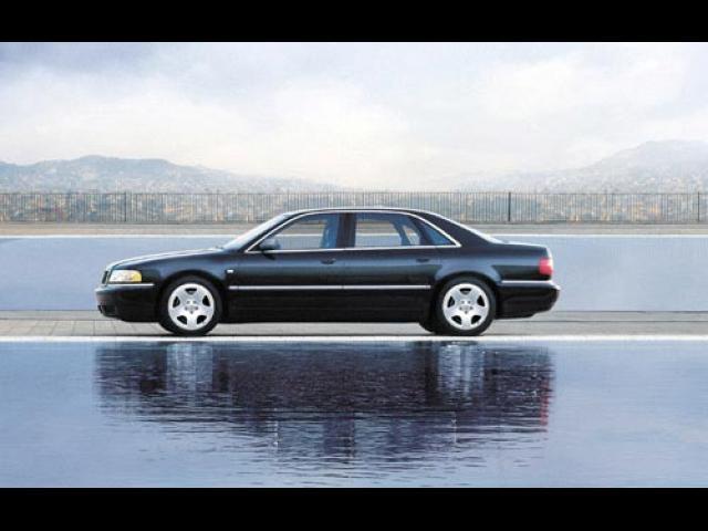 2002 Audi A8 Problems Mechanic Advisor