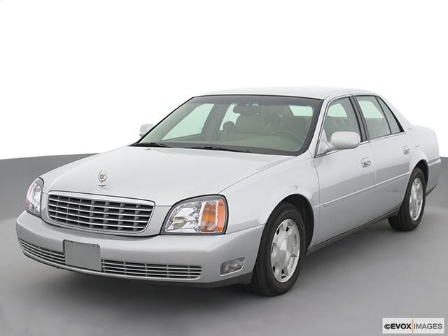 2002 Cadillac Deville Problems Mechanic Advisor
