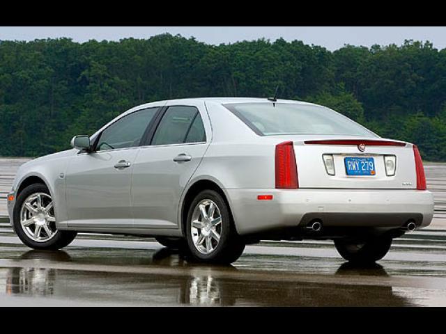 2007 Cadillac Sts Problems Mechanic Advisor