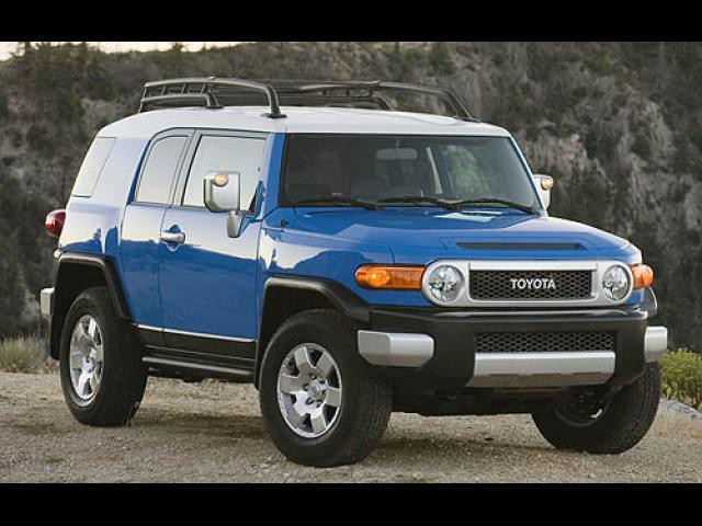 2008 toyota fj cruiser problems mechanic advisor. Black Bedroom Furniture Sets. Home Design Ideas