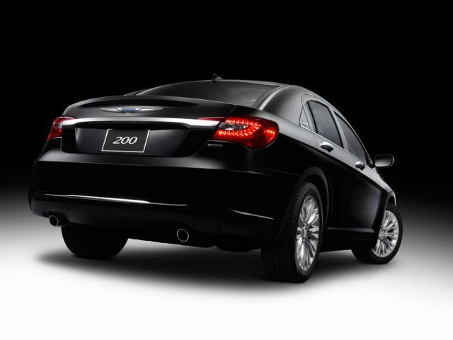 2011 Chrysler 200 Problems