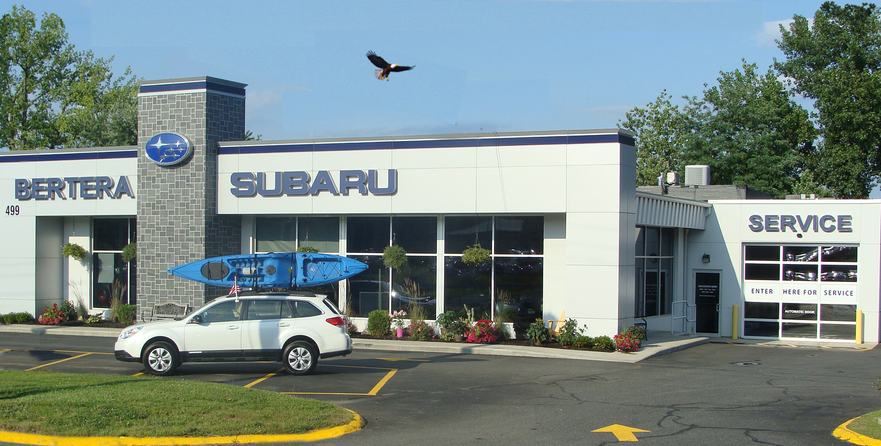Bertera Subaru West Springfield >> Bertera Subaru Of West Springfield 499 Riverdale St West