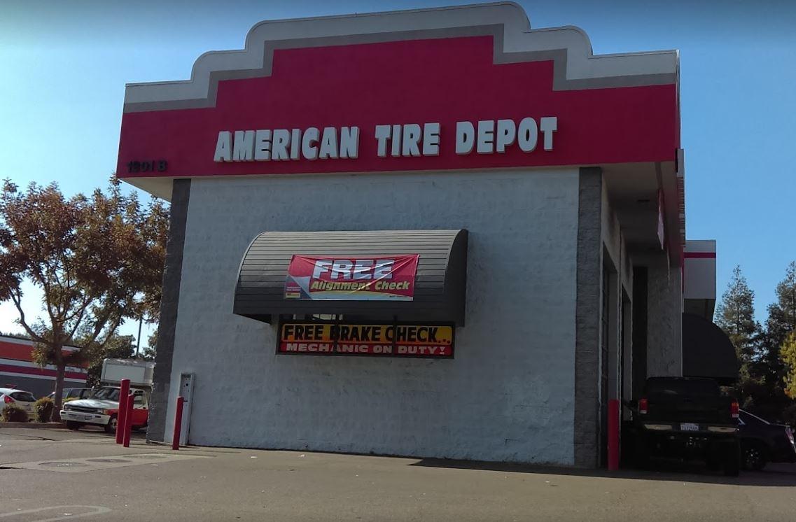 American Tire Depot Modesto 1901 Prescott Road Unit B Modesto Ca