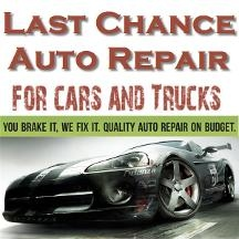 Save On Your Next Auto Repair