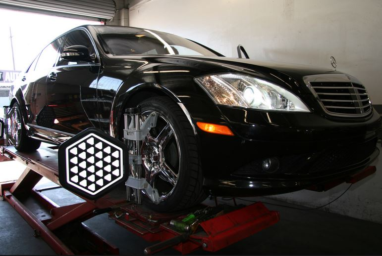 Free 4 Wheel Alignment with Purchase of 4 Tires
