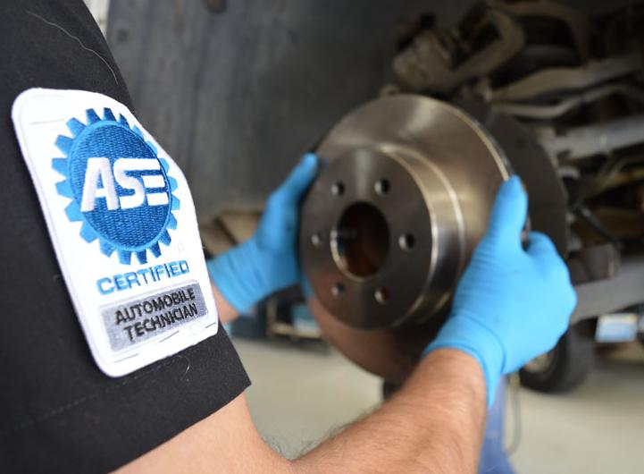 20% off Brake Service and Repair - MechanicAdvisor Special