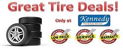 Discount Tire Deals