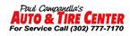 Paul Campanellas Auto and Tire Center