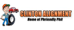 Clinton Alignment Brake