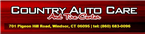 Country Auto Care & Tire Center