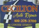 Cecilton Auto Repair