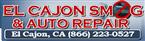 El Cajon Smog and Repair