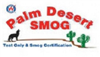 Palm Desert Smog