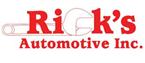 Ricks Automotive Inc