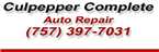 Culpepper Radiator and Automotive
