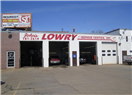 Lowry Repair Center Inc.