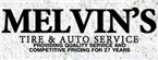 Melvins Tire and Auto