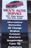 Nicks Auto Service