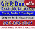 Git R Don Roadside Assistance