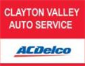 Clayton Valley Auto Service