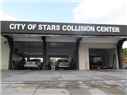 City of Stars Collision Center 6 work bays
