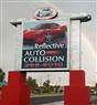 Reflective Auto Collision