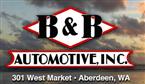 B and B Automotive Inc