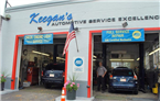 Keegan Service Station