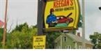 Keegan Service Station
