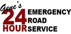 Genes 24 Hour Emergency Road Service & Towing