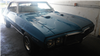1969 Pontiac Firebird, 400ci, 4-speed.  Perfect.