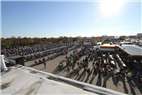Veteran's Day Lot Party and Motorcycle Giveaway