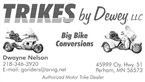 Trikes by Dewey LLC