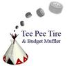 Tee Pee Tire Budget Muffler
