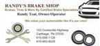 Randys Brake Shop