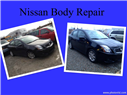 Nissan Body Repair