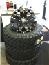 We sell wheels and tires too