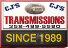 CJ's Transmissions and Auto Repair