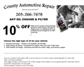 County Automotive Repair