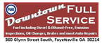 Downtown Full Service