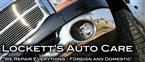 Locketts Auto Care