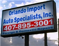 Orlando Import Auto Specialists Inc.