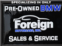 Foreign Motorcars