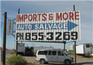 Imports and More Auto Salvage