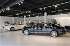 Bentley showroom