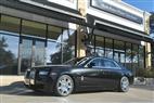 Rolls Royce showroom
